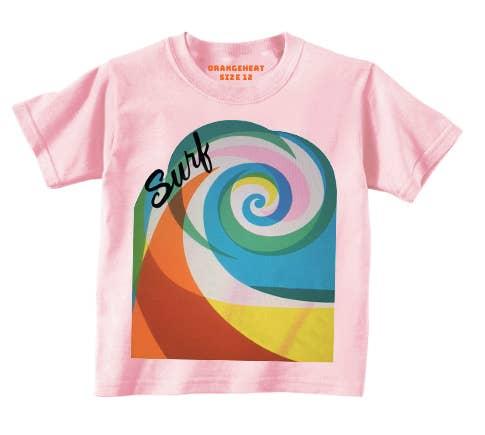 Wave - Pink Cotton | Trada Marketplace