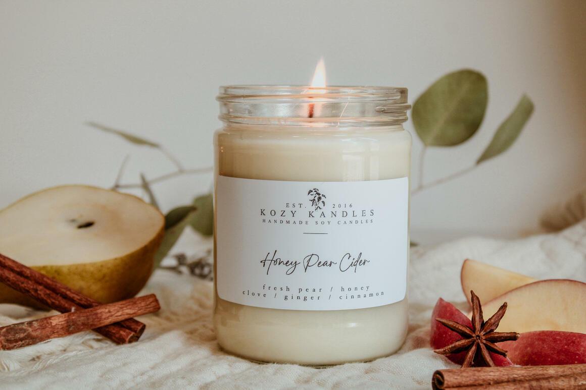 Honey Pear Cider - 16oz | Trada Marketplace