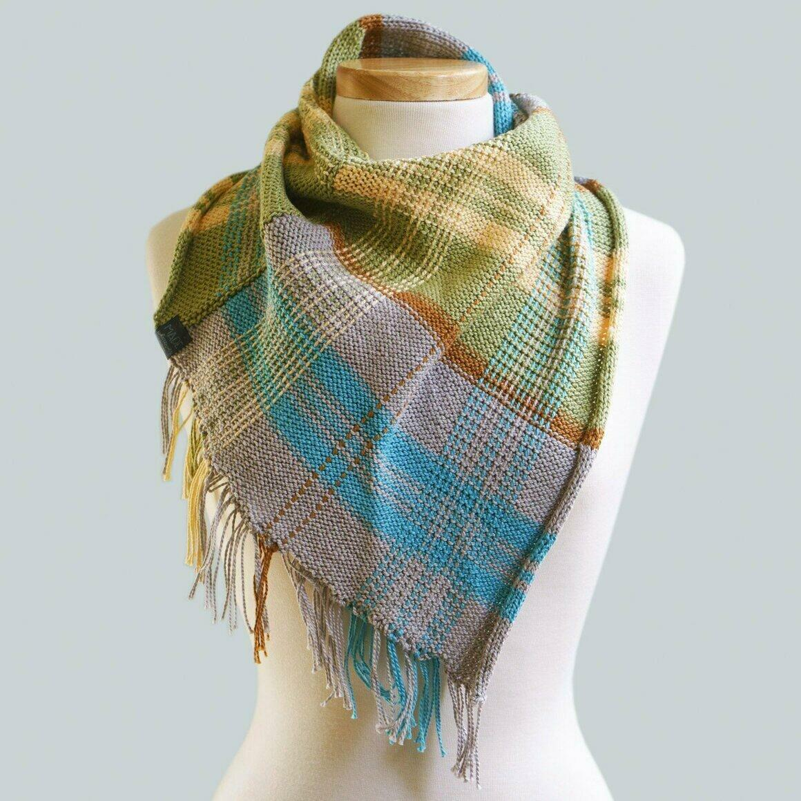 Coorong Cotton Scarf | Trada Marketplace