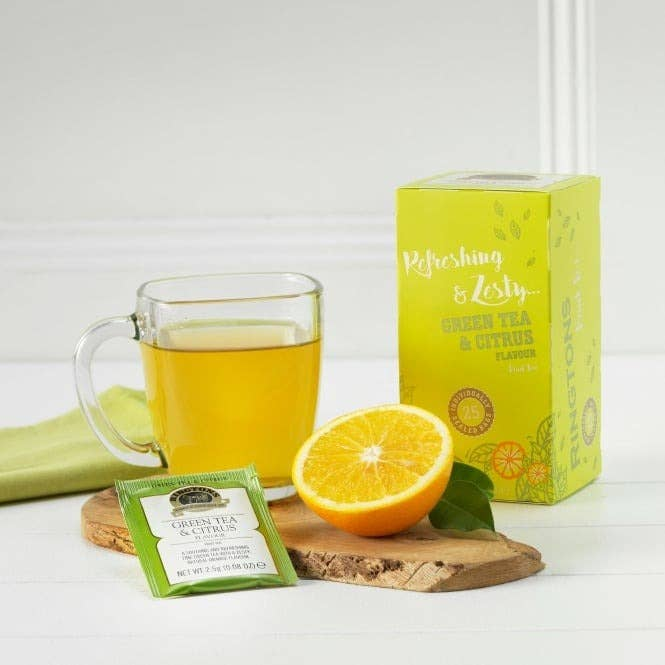 Green Tea & Citrus 25s   Trada Marketplace