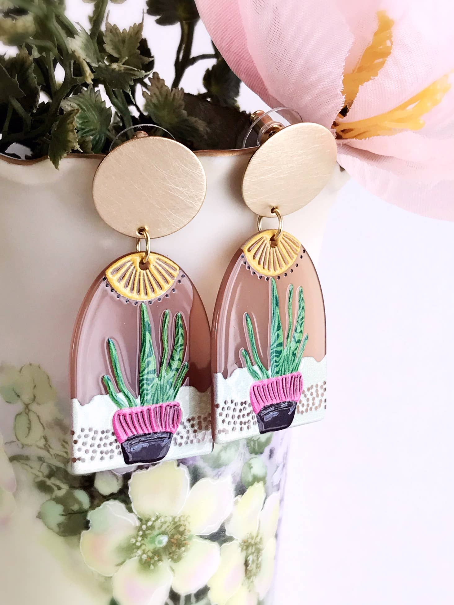 mojave earrings   Trada Marketplace