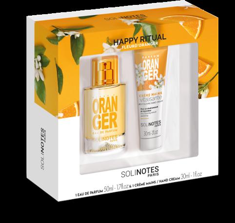 Orange Blossom Perfume and Hand Cream Set (Free Hand cream) | Trada Marketplace