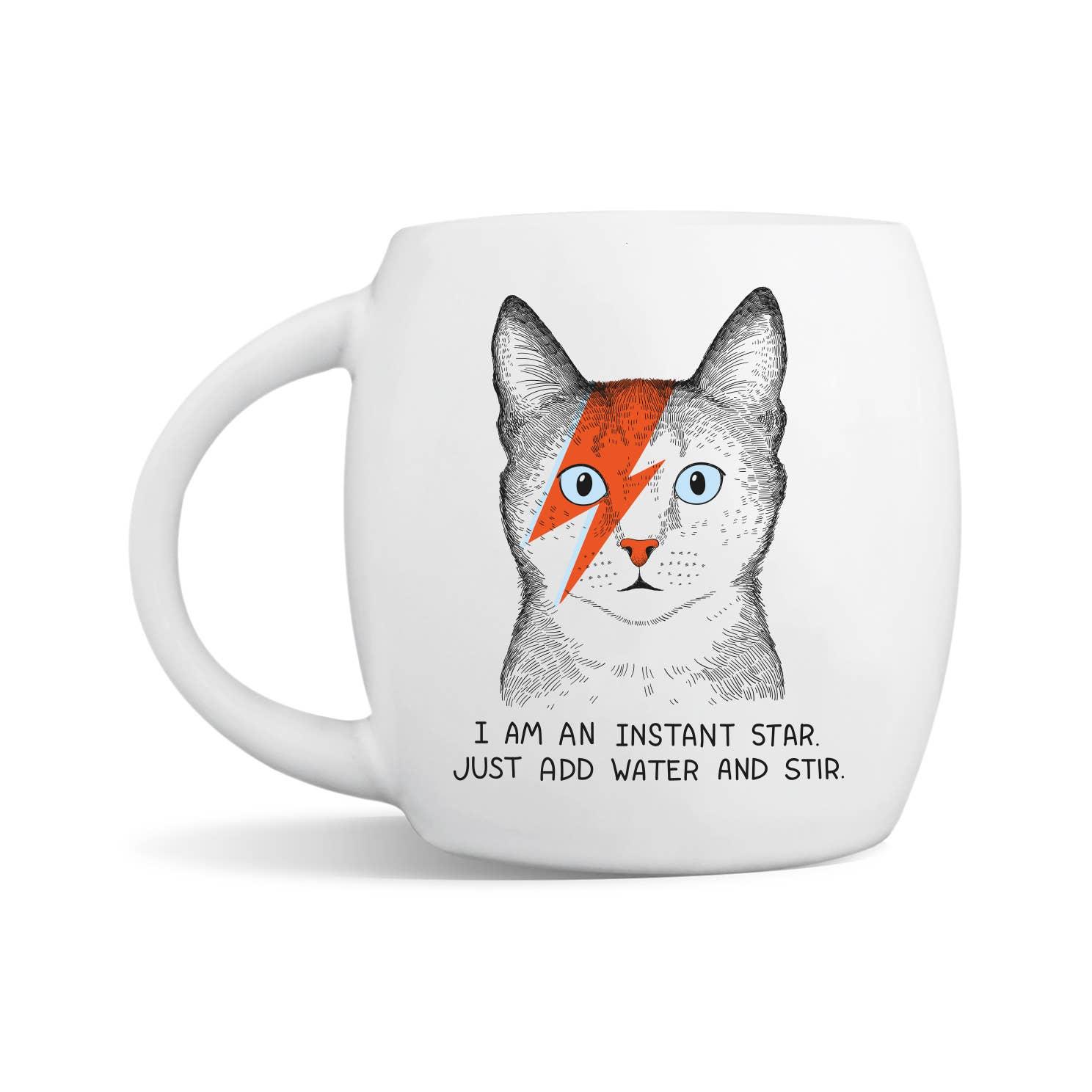 Kitty Stardust Mug | Trada Marketplace