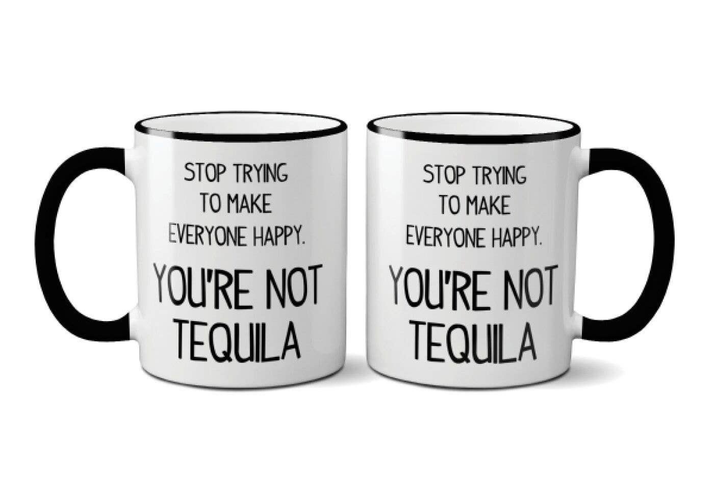 You're Not Tequila Mug with Gift Box | Trada Marketplace