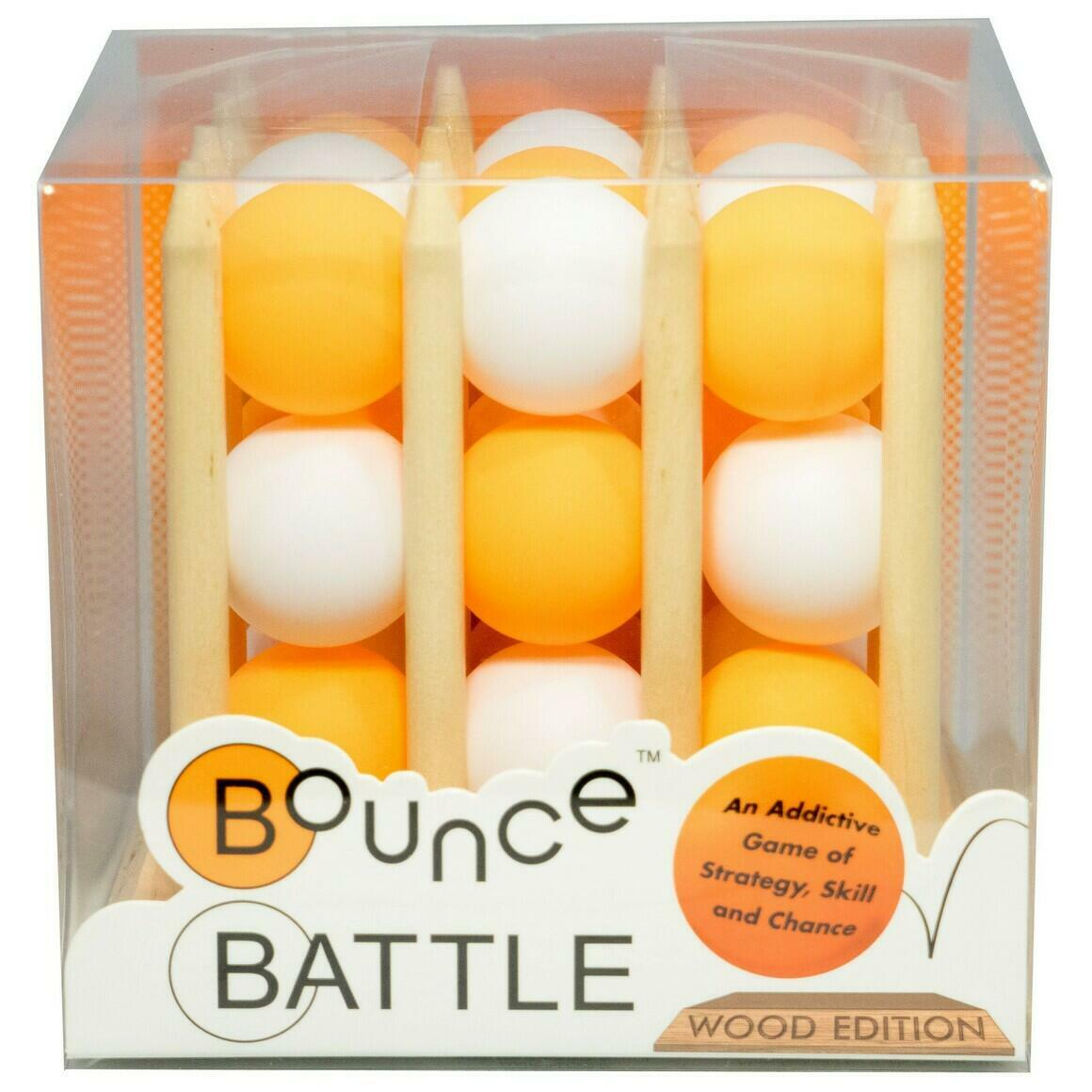 Bounce Battle Wood Edition   Trada Marketplace