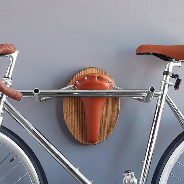 "Bicycle Taxidermy Bike Wall Display ""The Longhorn"" | Trada Marketplace"