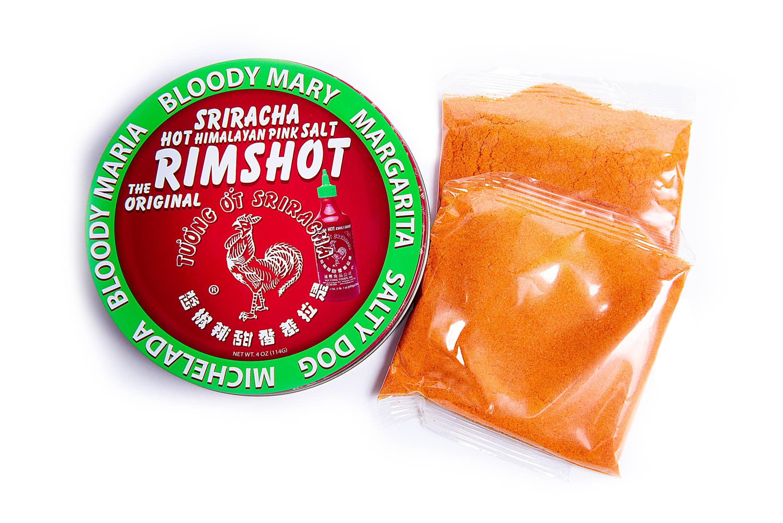 4 oz Rimmer Sriracha Himalayan Pink Salt   Trada Marketplace