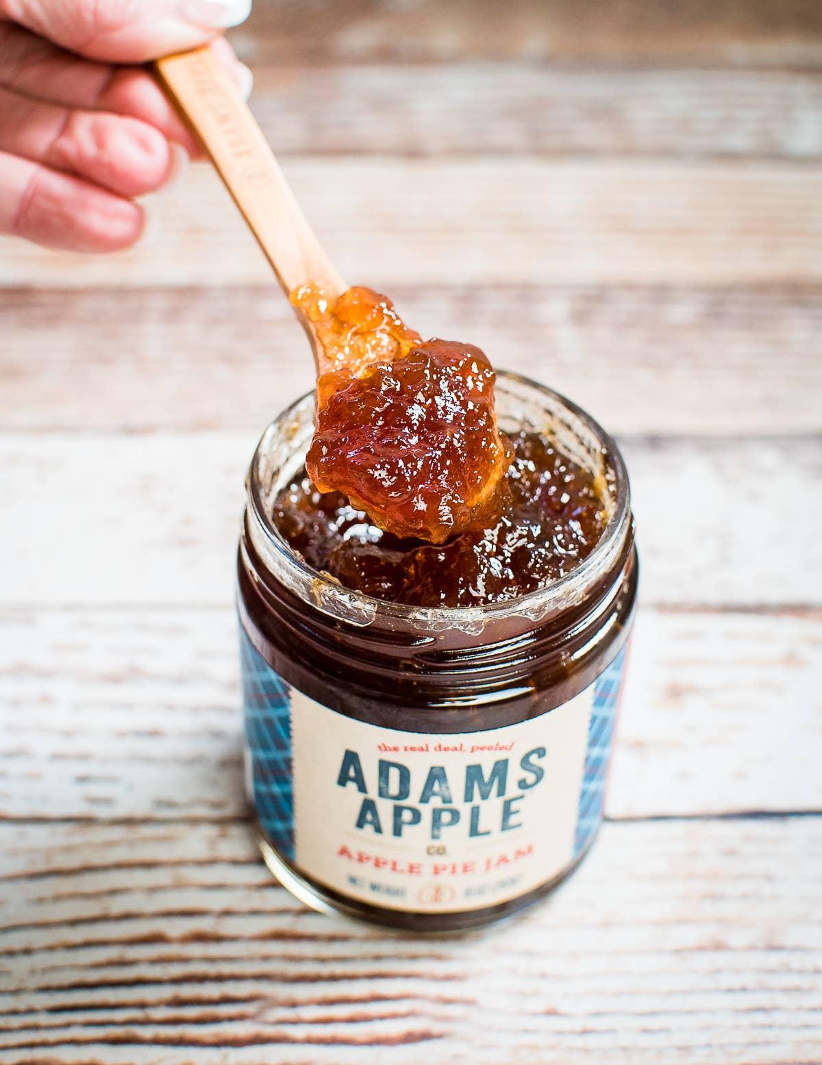 Adams Apple Pie Jam | Trada Marketplace
