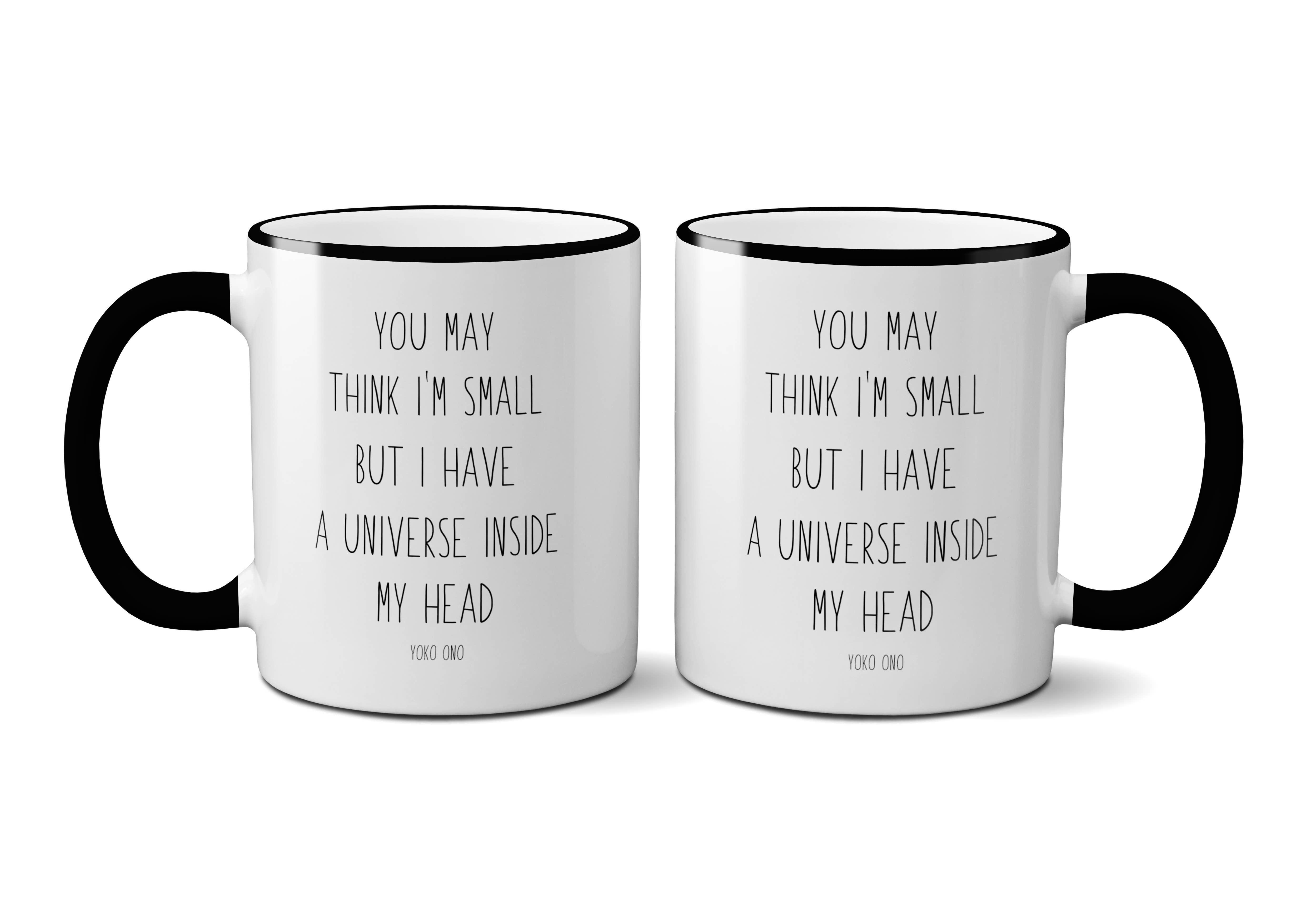 Universe in my Head Mug | Trada Marketplace
