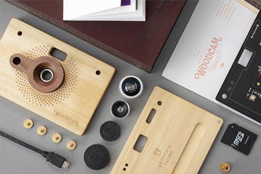 Wooden Digital Camera - Point and Shoot 1.0   Trada Marketplace