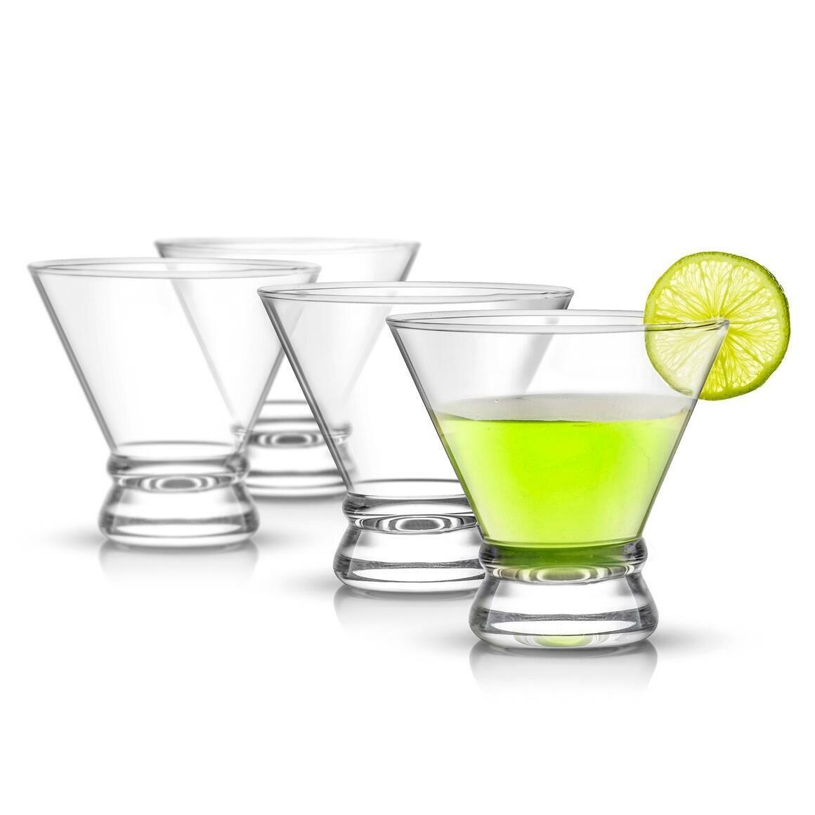 Afina Martini Glass 8oz (Set of 4)  | Trada Marketplace