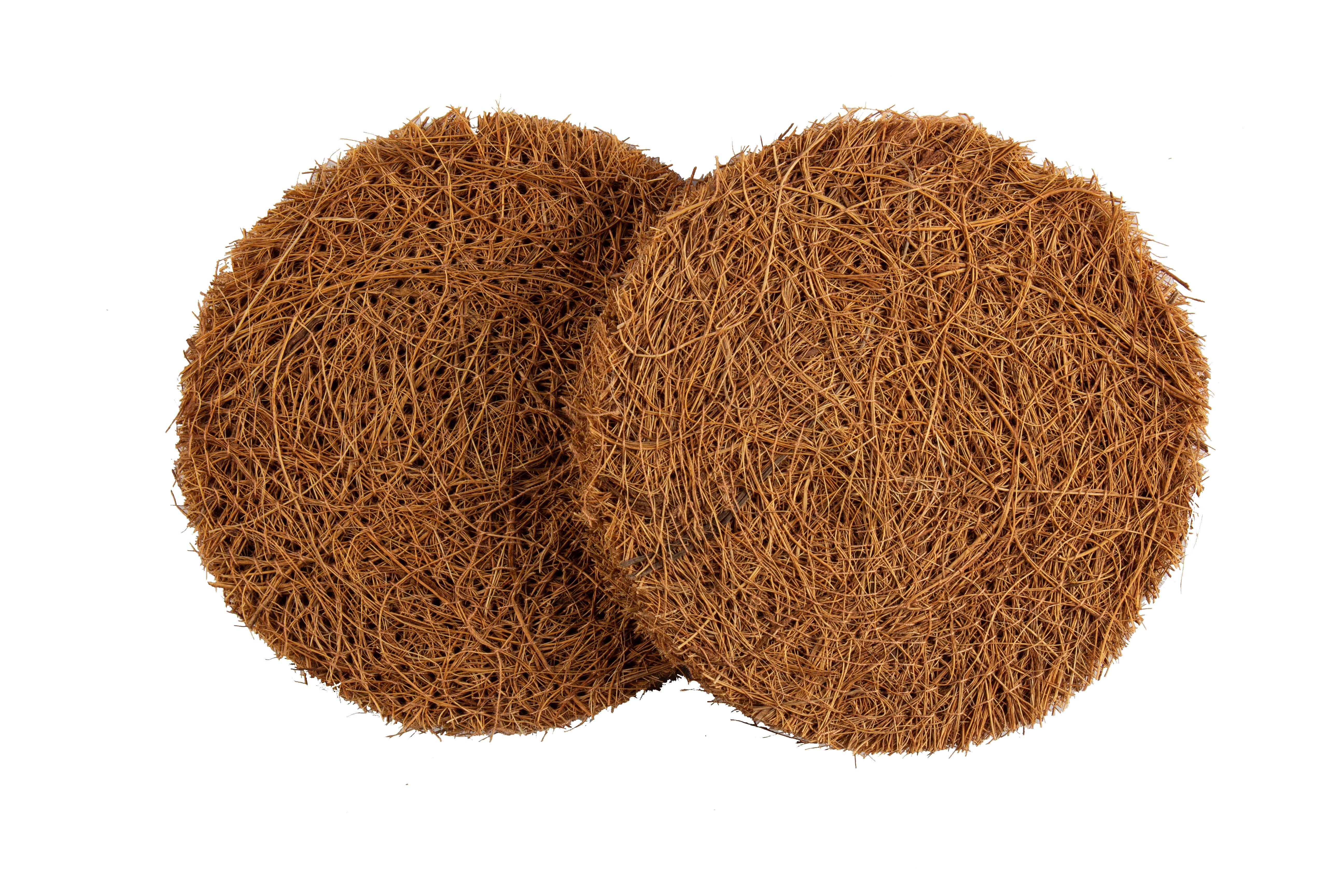 Coconut Coir Dish Pads/ Utensil Scouring Scrubs 100% Natural   Trada Marketplace