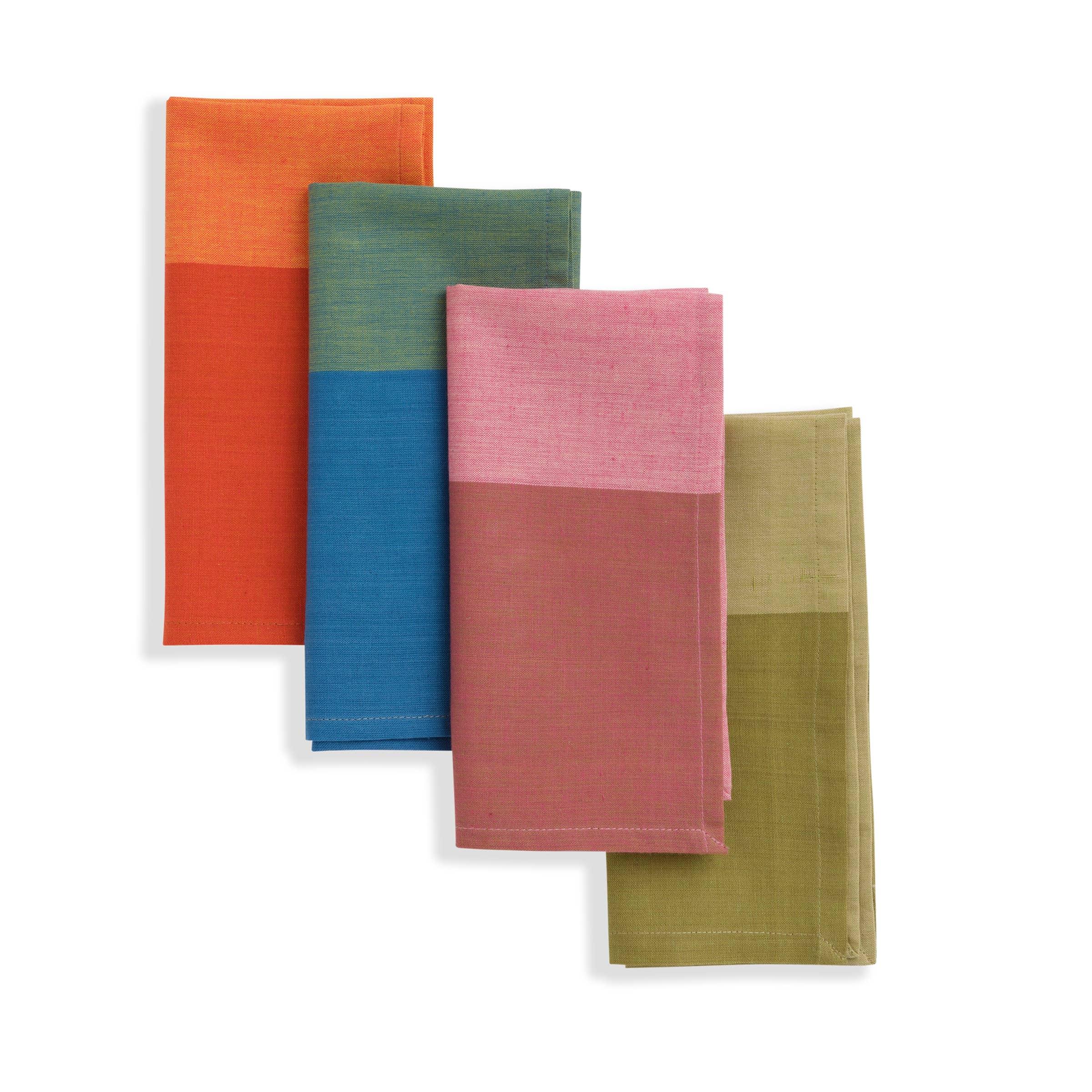 CHIC Napkin (set of 4), Soft Handwoven Cotton | Trada Marketplace