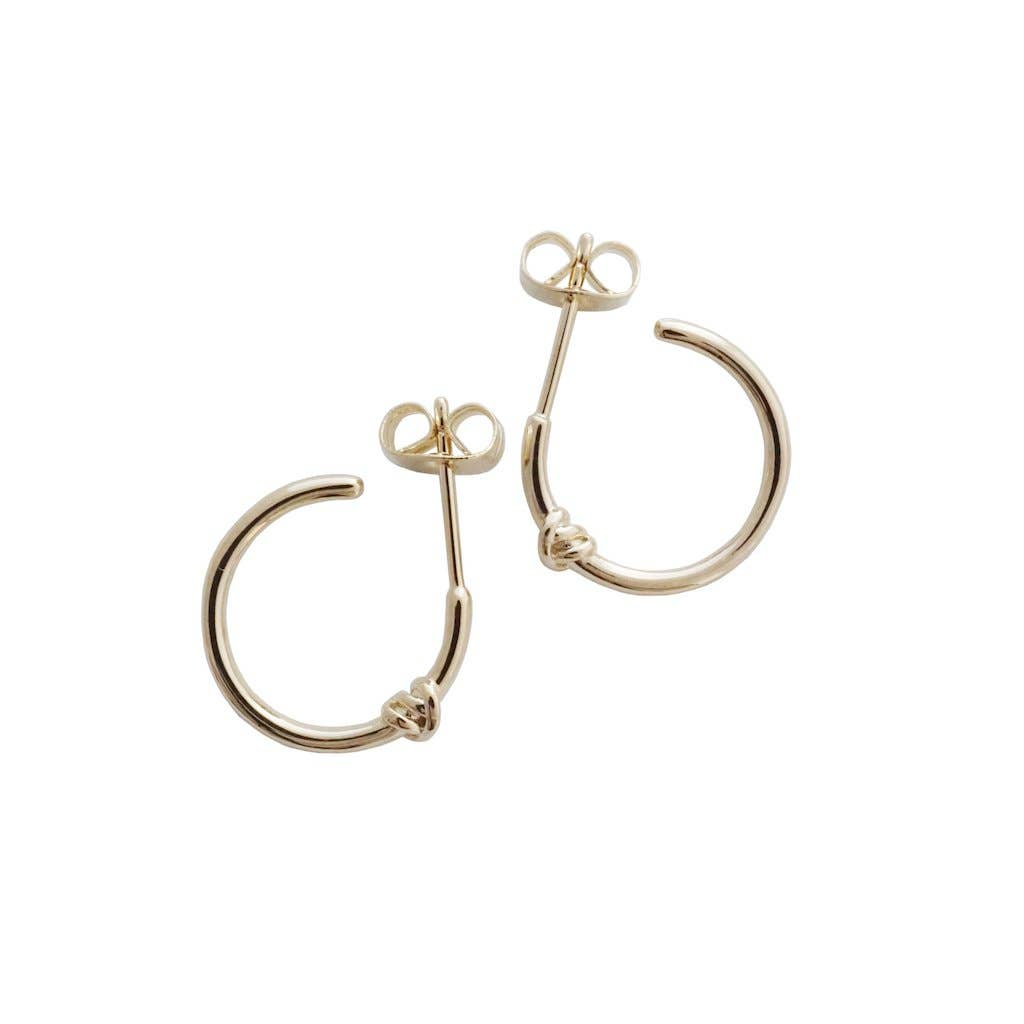 Knotted Hoops   Trada Marketplace