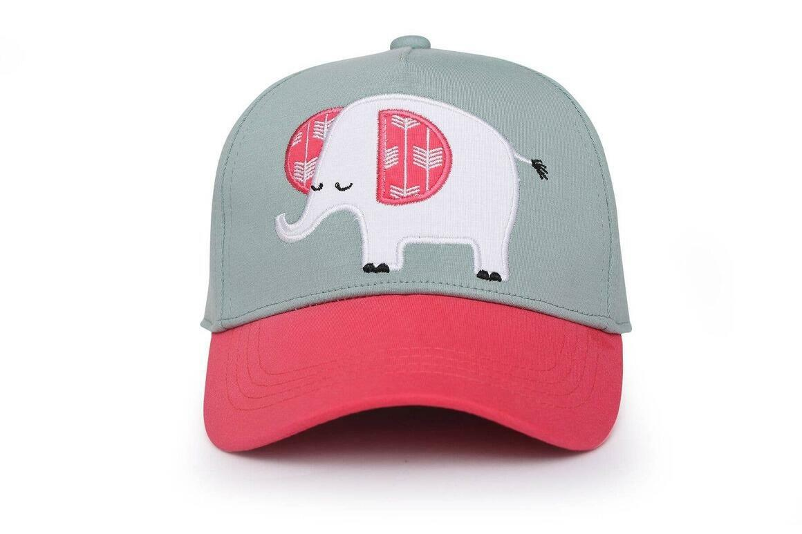 Kids UPF50+ Ball Cap - Elephant | Trada Marketplace