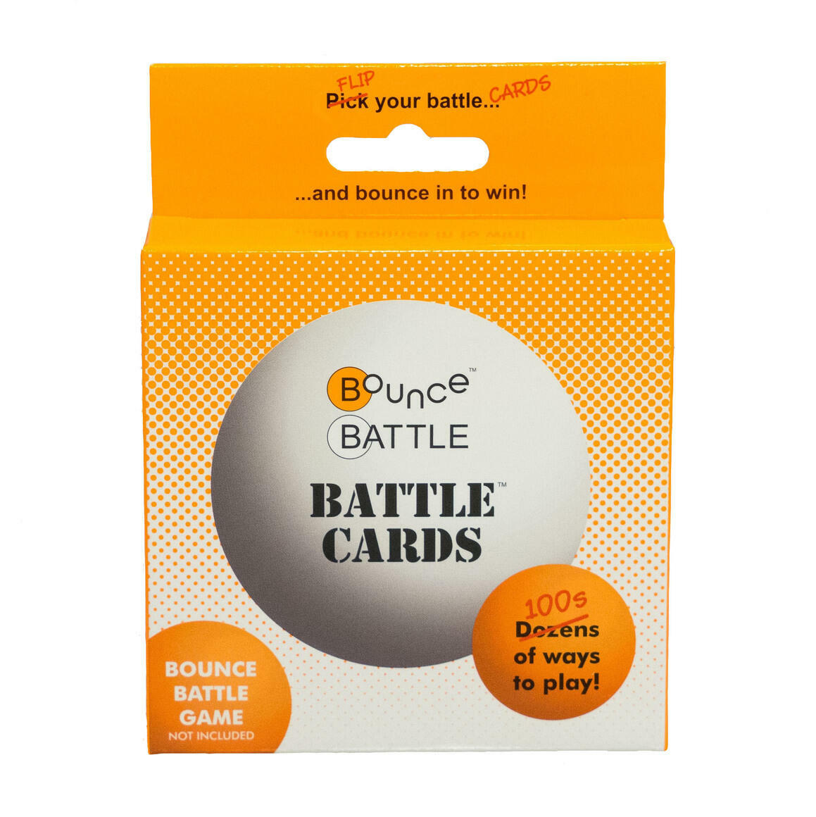 Battle Cards (for Bounce Battle)   Trada Marketplace