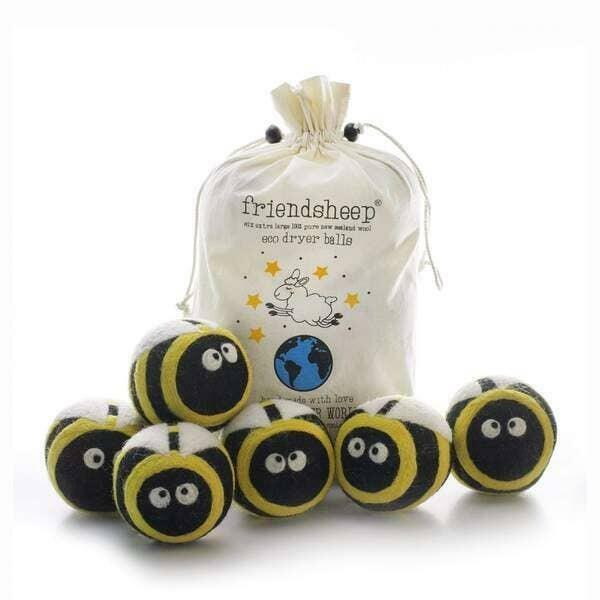 Busy Bees Eco Dryer Balls   Trada Marketplace