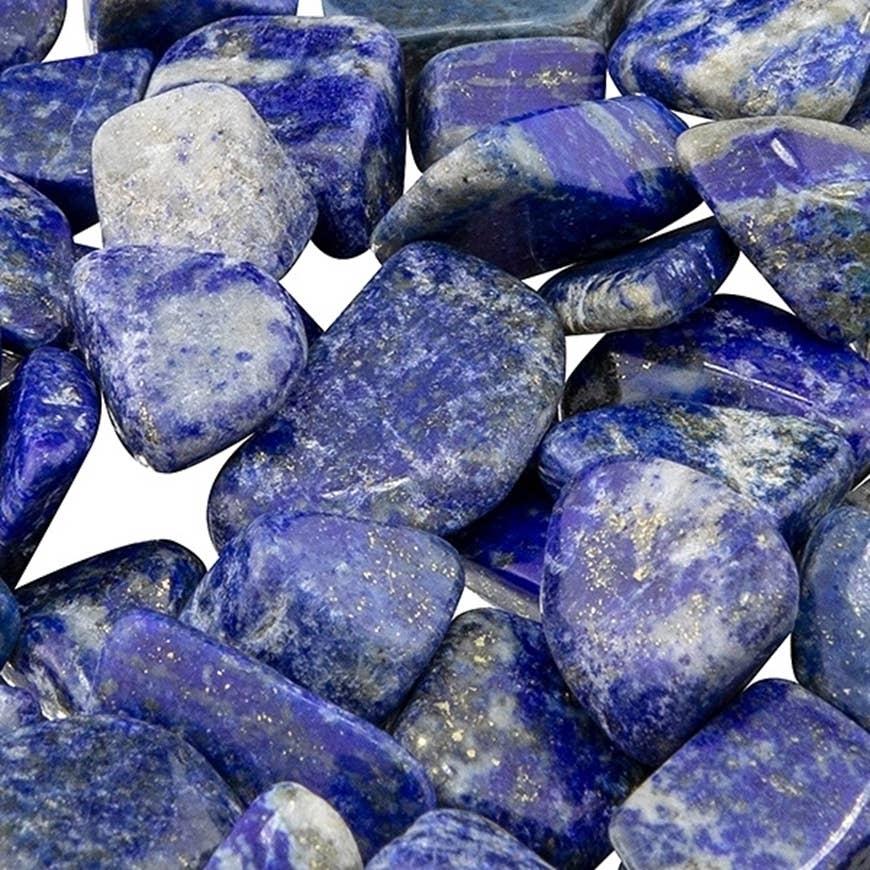 Crystal Pouch - Lapis Lazuli | Trada Marketplace