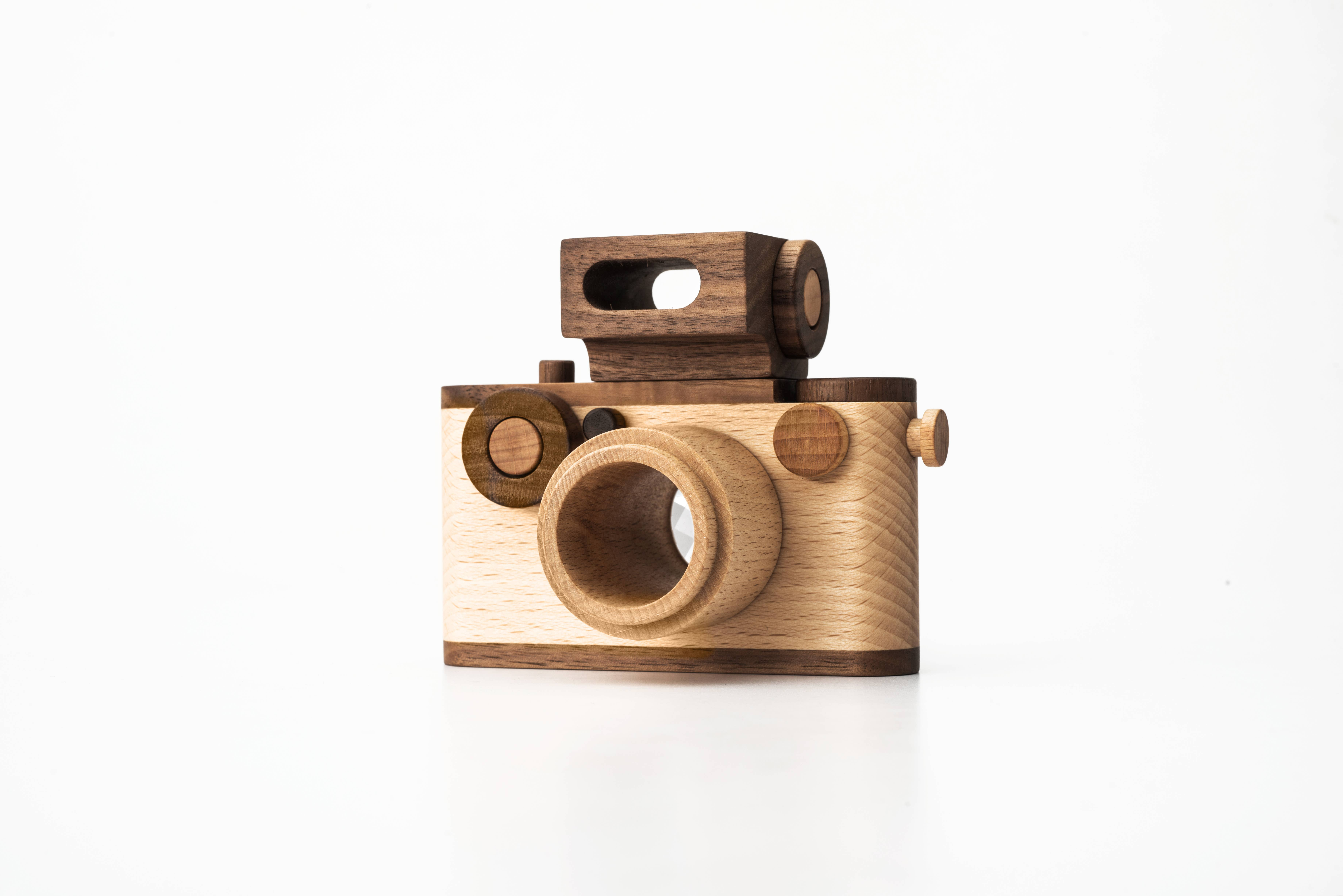35MM Vintage Style Wooden Toy Camera   Trada Marketplace