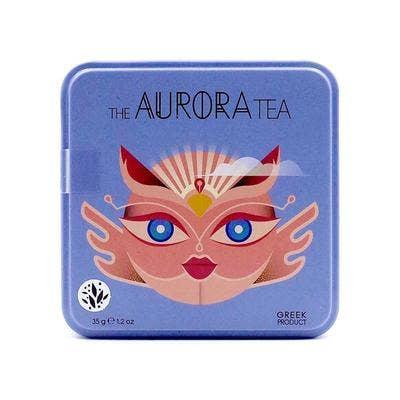 Sparoza - The Aurora Tea - Handcrafted Loose Leaf in a Tin | Trada Marketplace