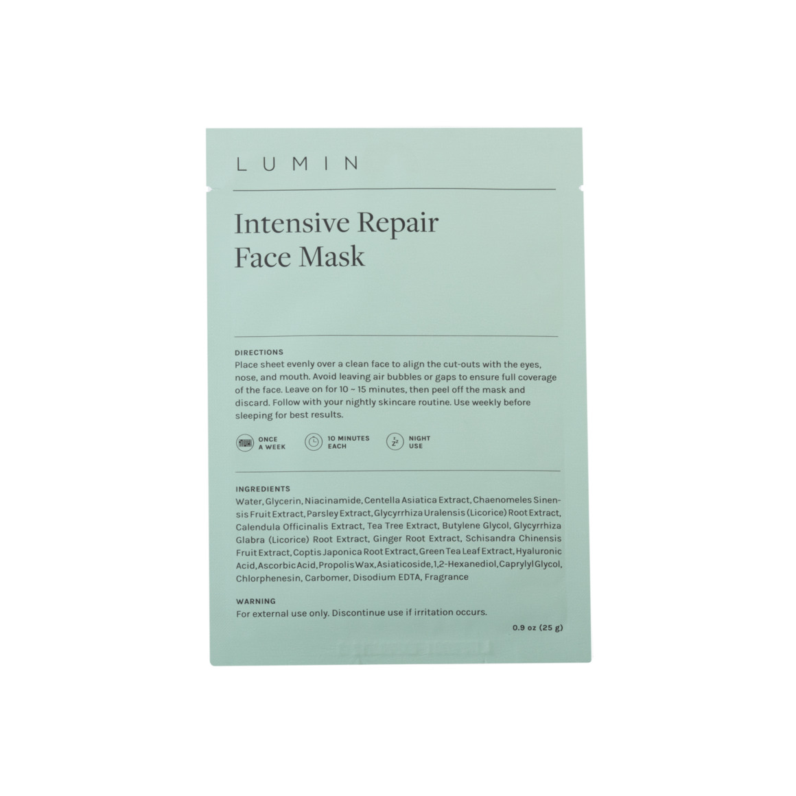 Intensive Reconditioning Face Mask | Trada Marketplace