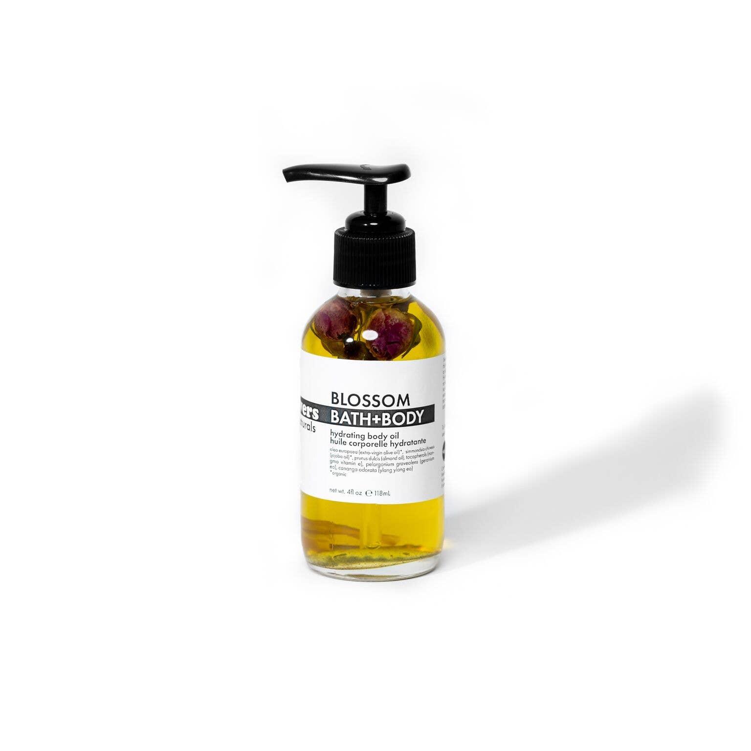 Blossom Bath+Body Oil | Trada Marketplace
