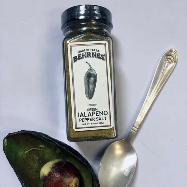 Behrnes Pepper Salts | Trada Marketplace