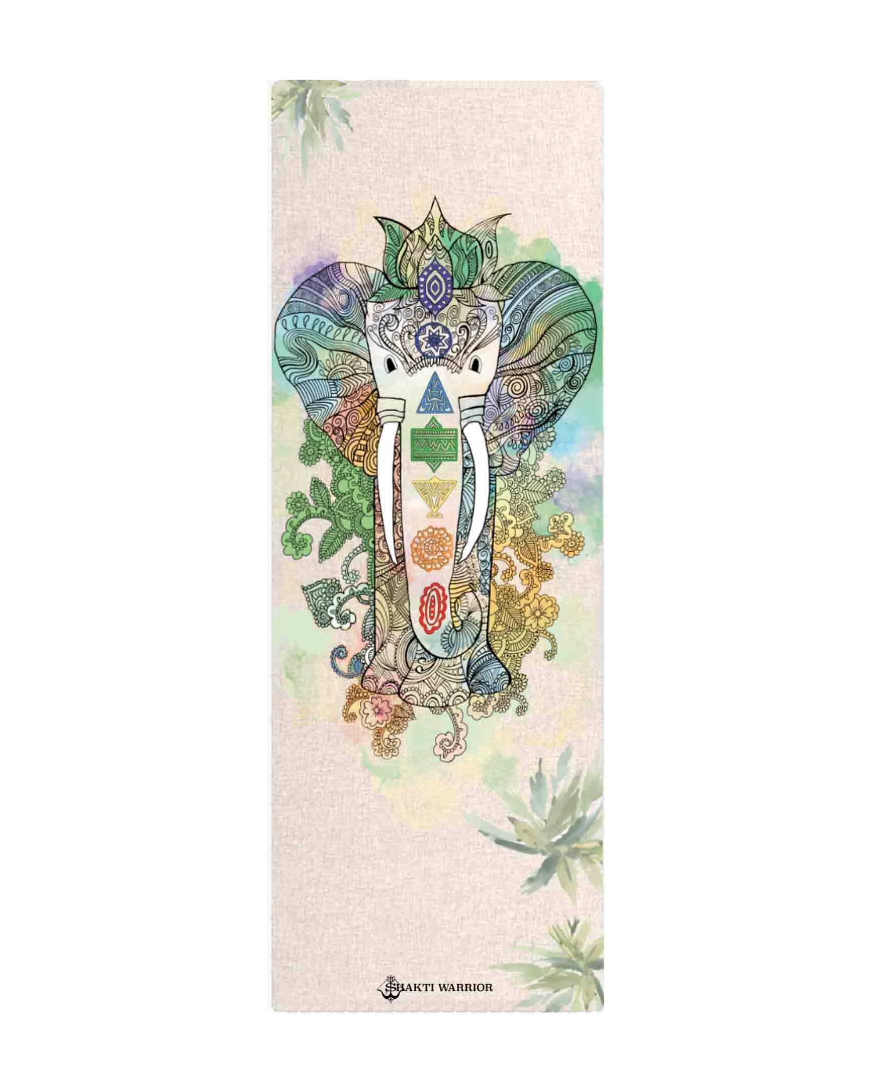Samskara Hemp Yoga Mat | Trada Marketplace