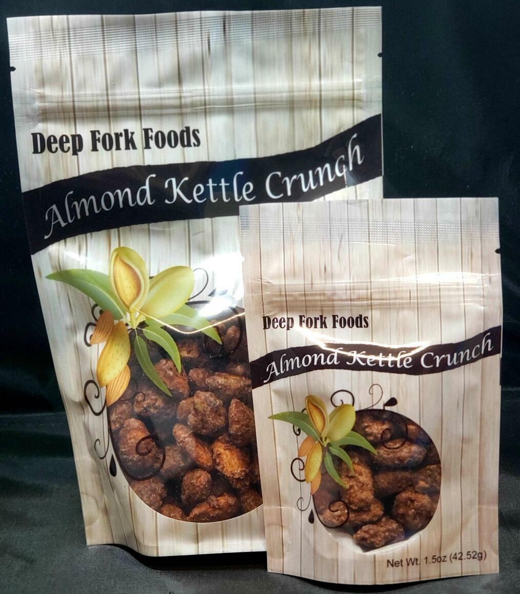Almond Kettle Crunch   Trada Marketplace