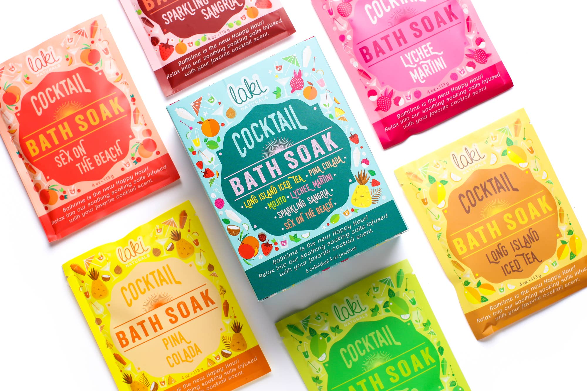Cocktail Bath Soaks | Trada Marketplace