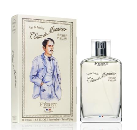 L'eau de Monsieur Perfume - 3.38 oz   Trada Marketplace