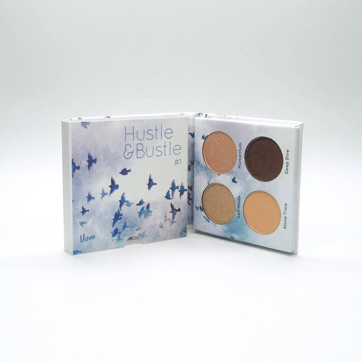 Hustle & Bustle #1 Eyeshadow Quad   Trada Marketplace
