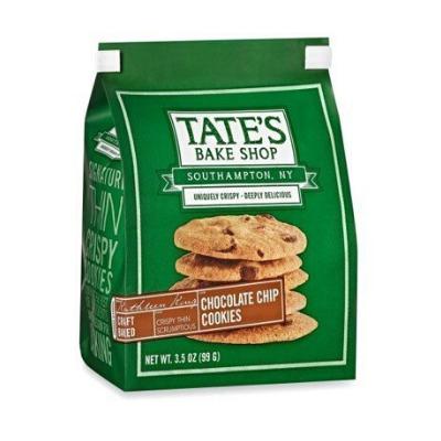 Tate's Bake Shop Chocolate Chip Cookies 3.5oz (12ct) | Trada Marketplace
