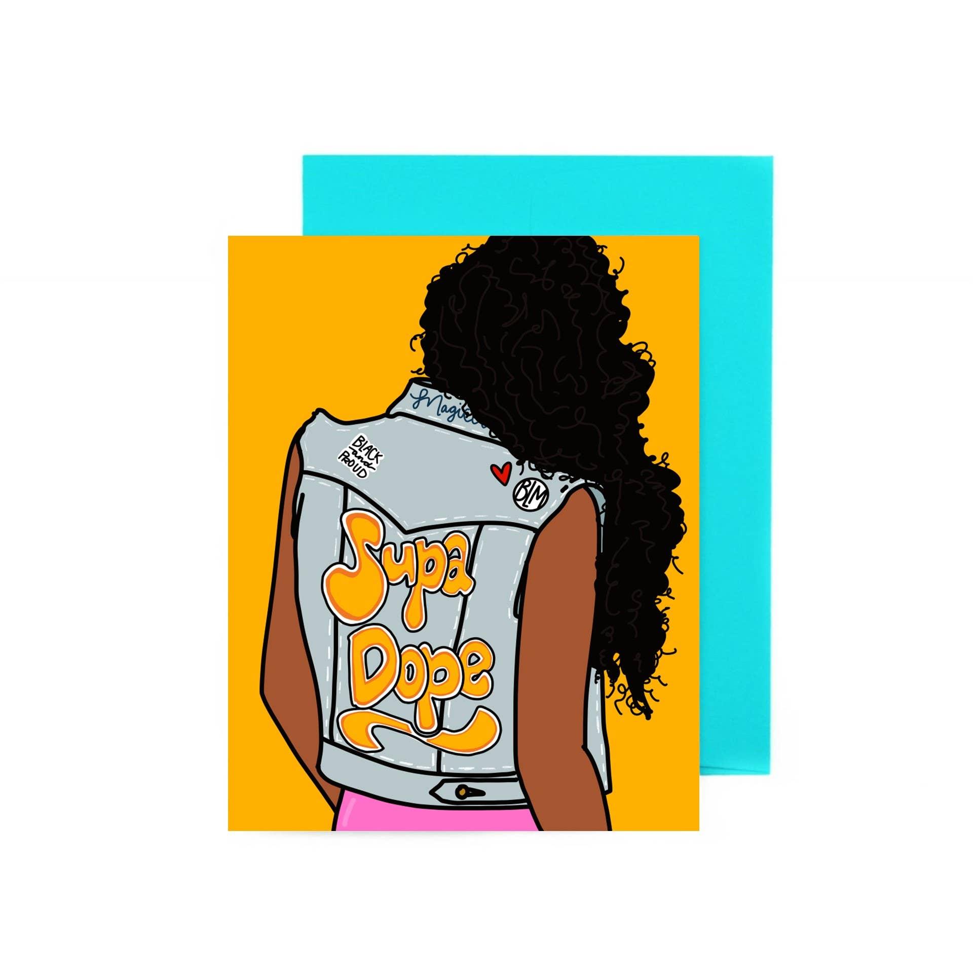 Supa Dope (Black Girl Magic)   Trada Marketplace