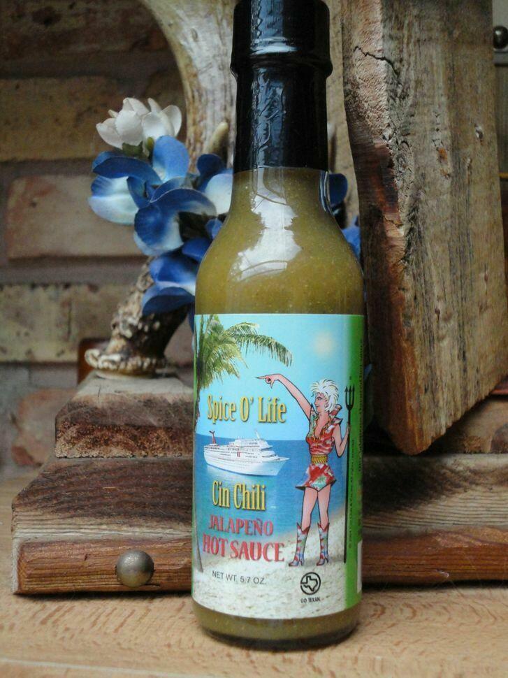 SPICE O' LIFE JALAPENO HOT SAUCE | Trada Marketplace
