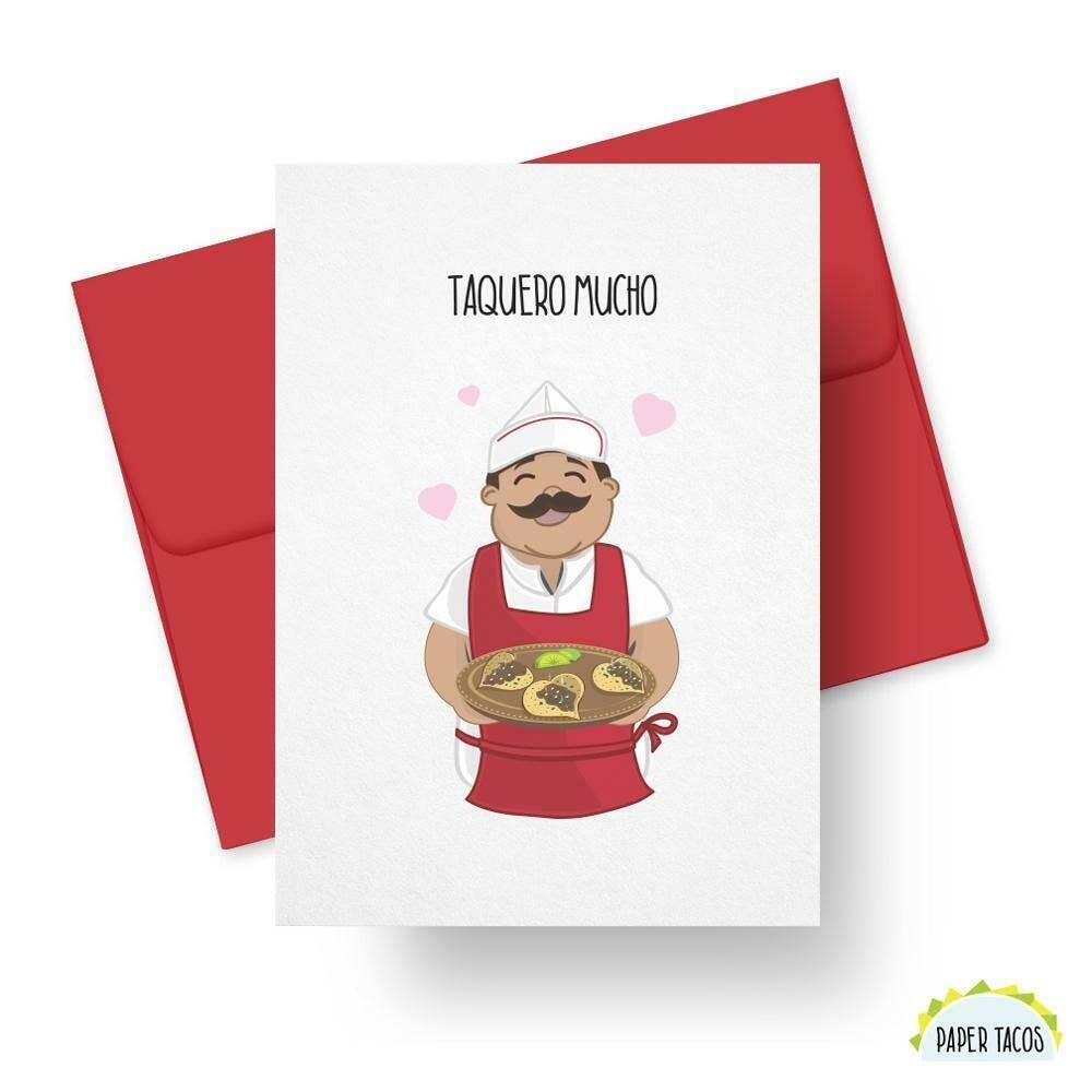 Taquero Mucho - Love You So Much   Trada Marketplace