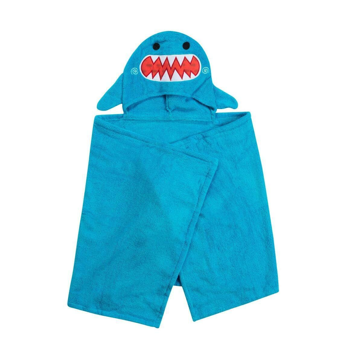 Sherman the Shark Toddler Towel | Trada Marketplace