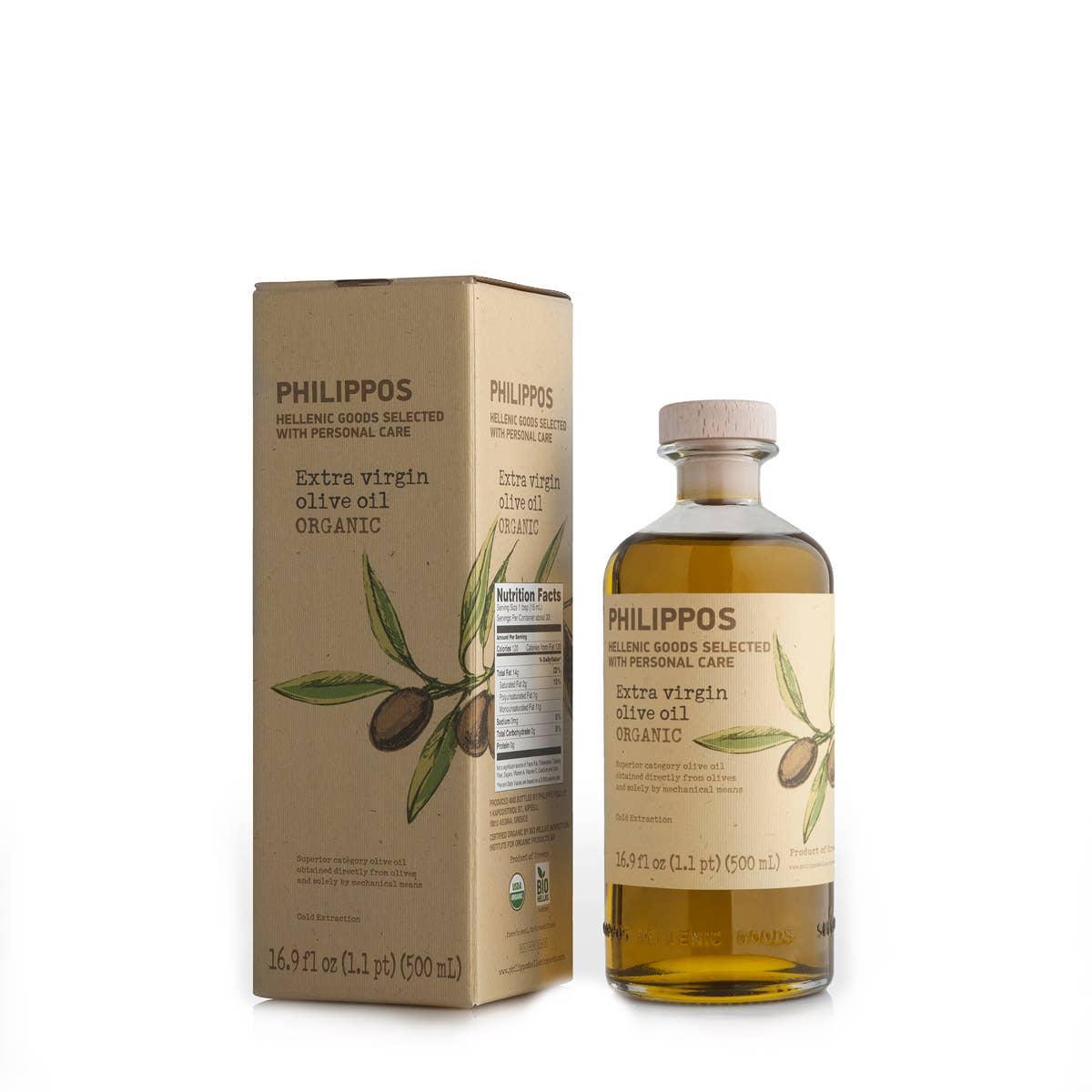 Philippos Hellenic Goods - Organic Extra Virgin Olive Oil | Trada Marketplace