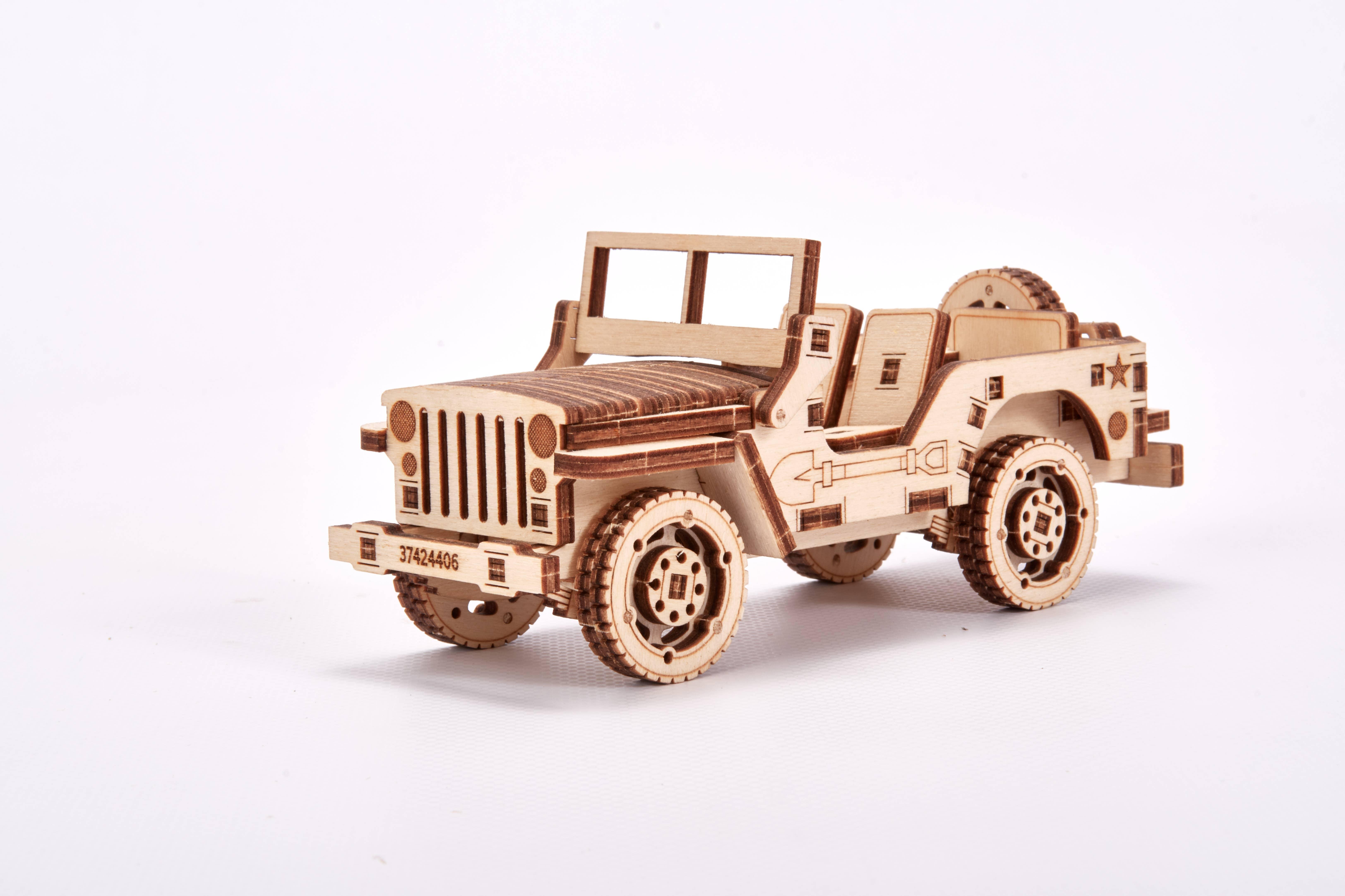 Jeep Puzzle | Trada Marketplace