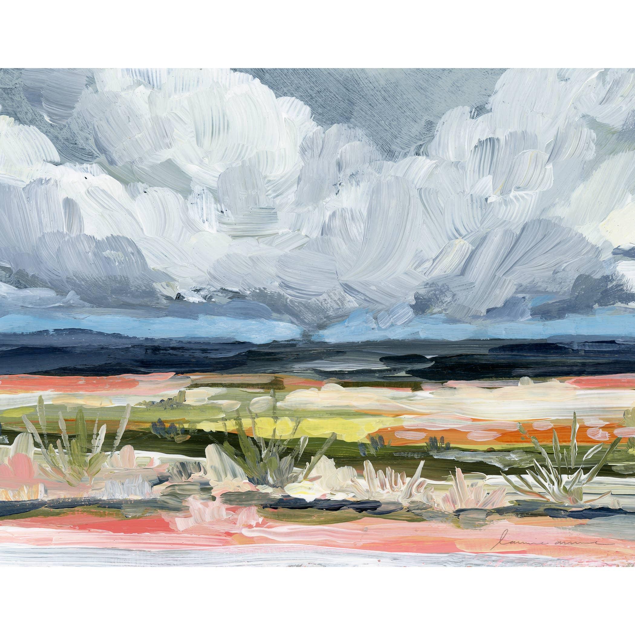 Super Bloom Horizontal Canvas Print   Trada Marketplace
