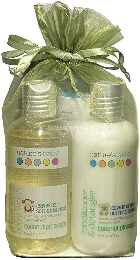 Bath Gift Set for Newborn | Trada Marketplace