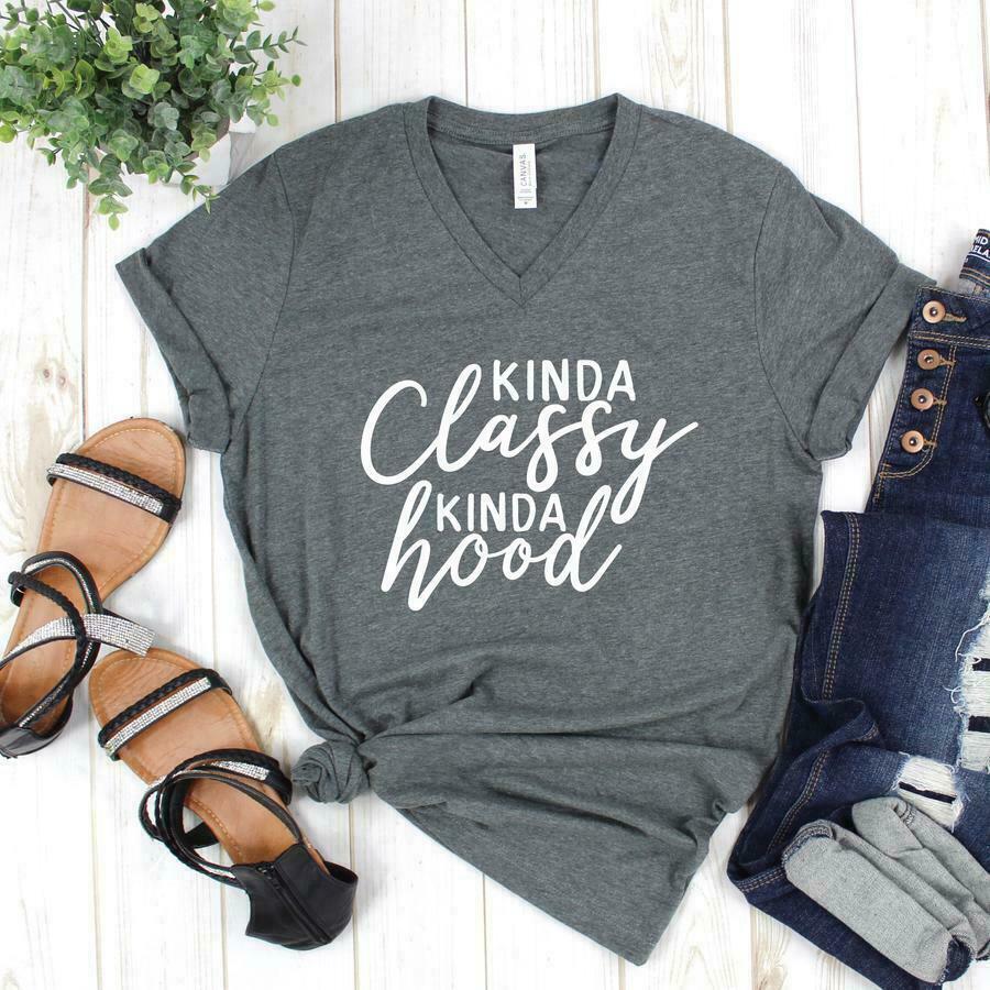 Kind Classy Kinda Hood Graphic Tee | Trada Marketplace