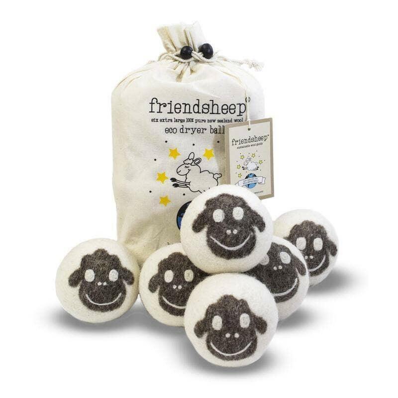 Flock of Friends Eco Dryer Balls   Trada Marketplace