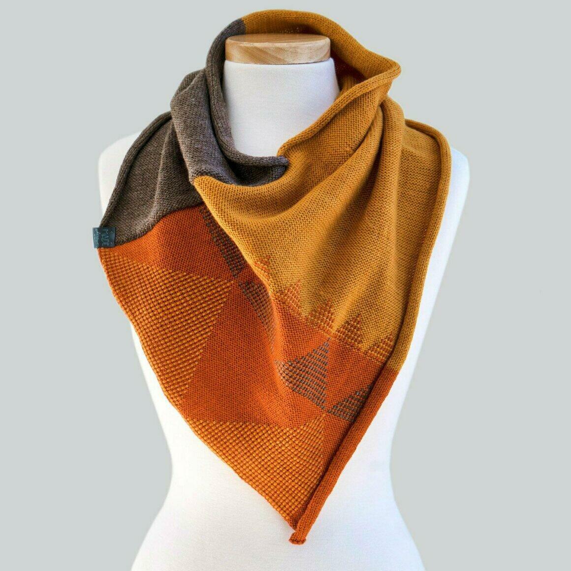Coober Pedy Wool Scarf | Trada Marketplace