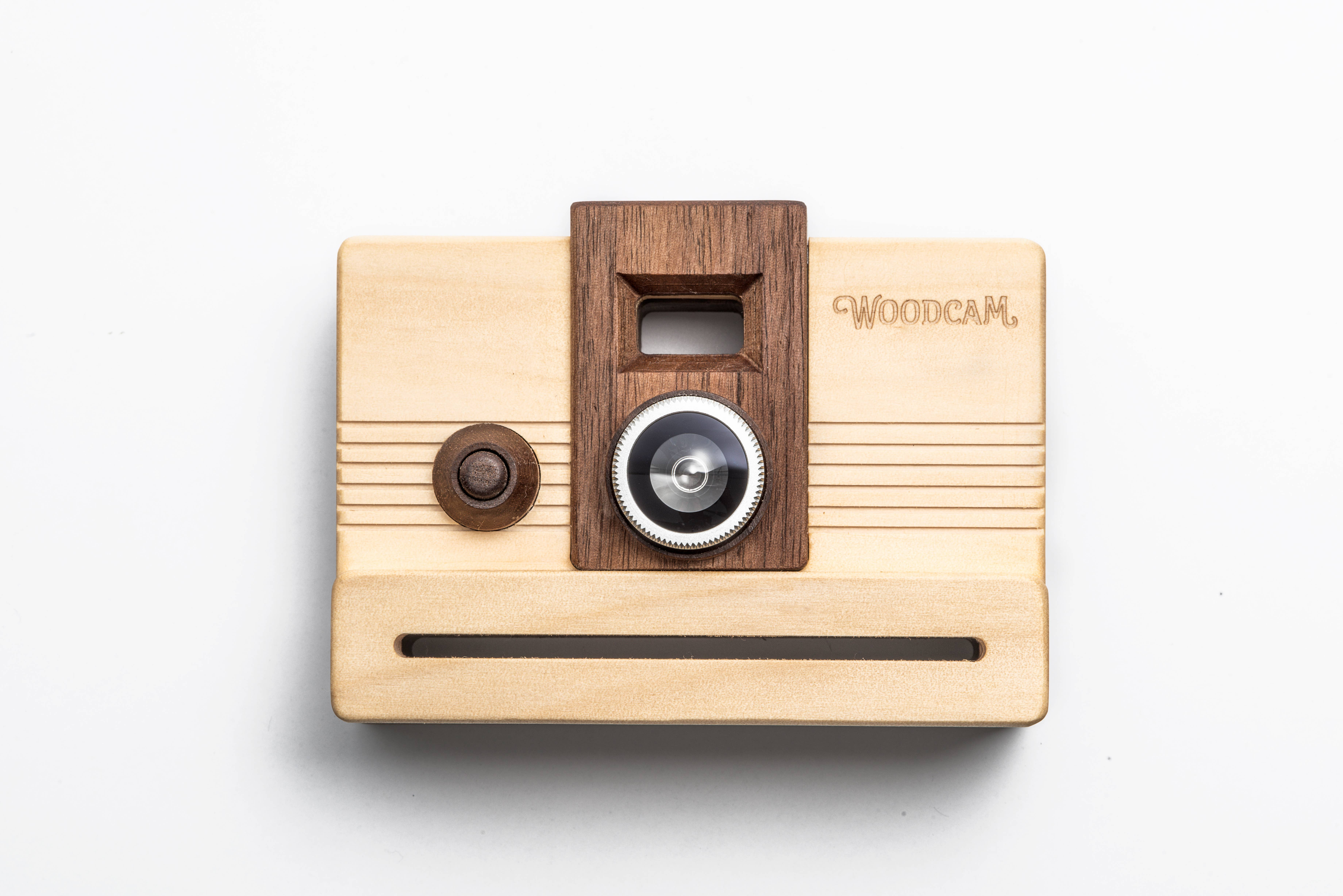 Wooden Digital Camera - Instant One 2.0   Trada Marketplace