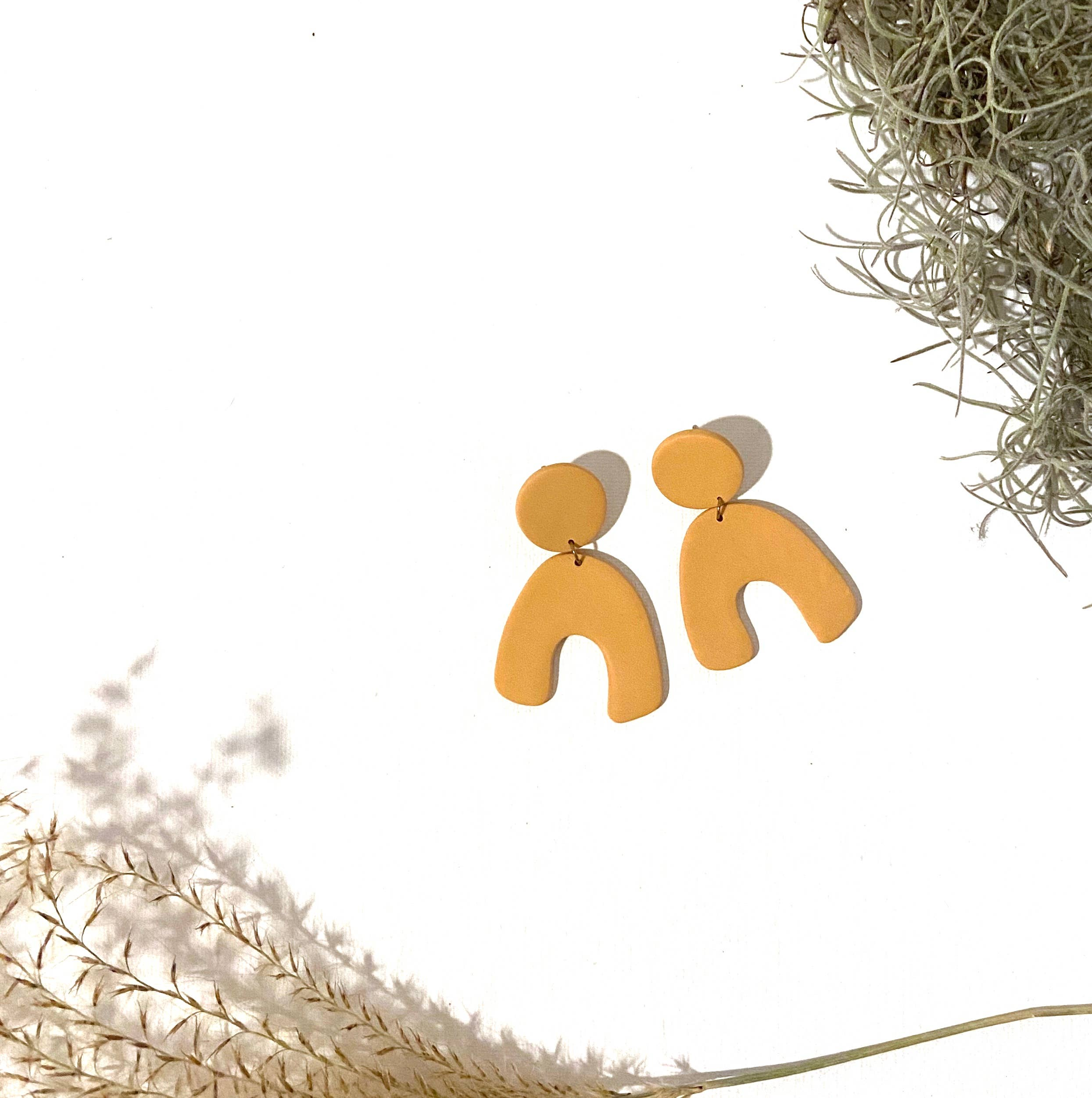 Clay Arch Earrings | Trada Marketplace