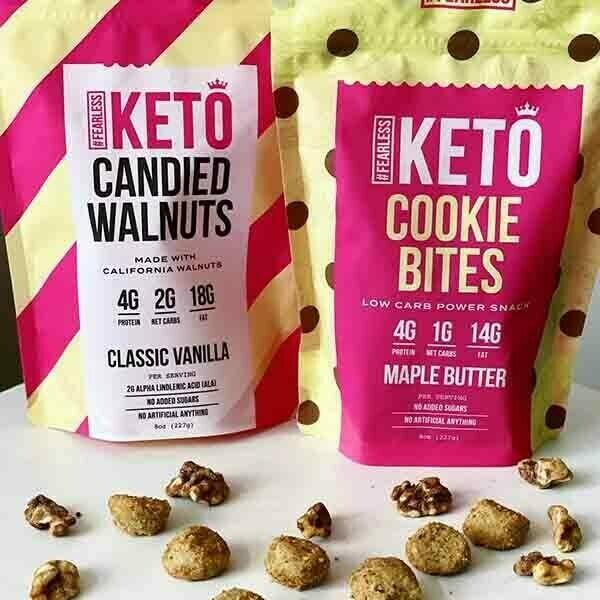 Fearless Keto | Trada Marketplace