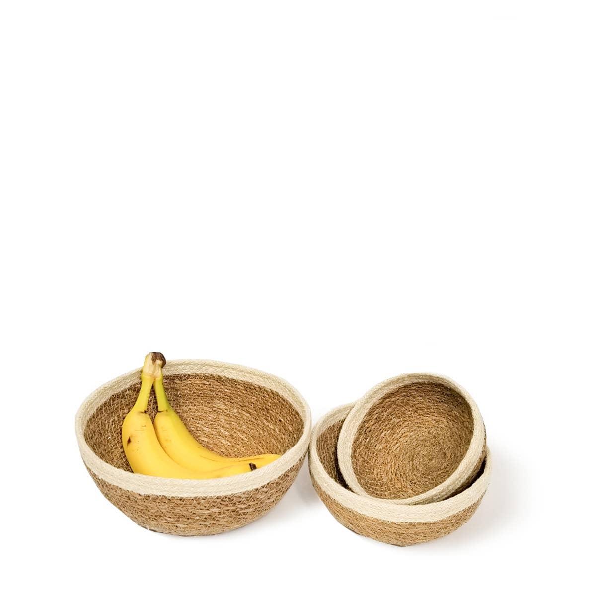 Savar Round Bowl (Set of 3)   Trada Marketplace