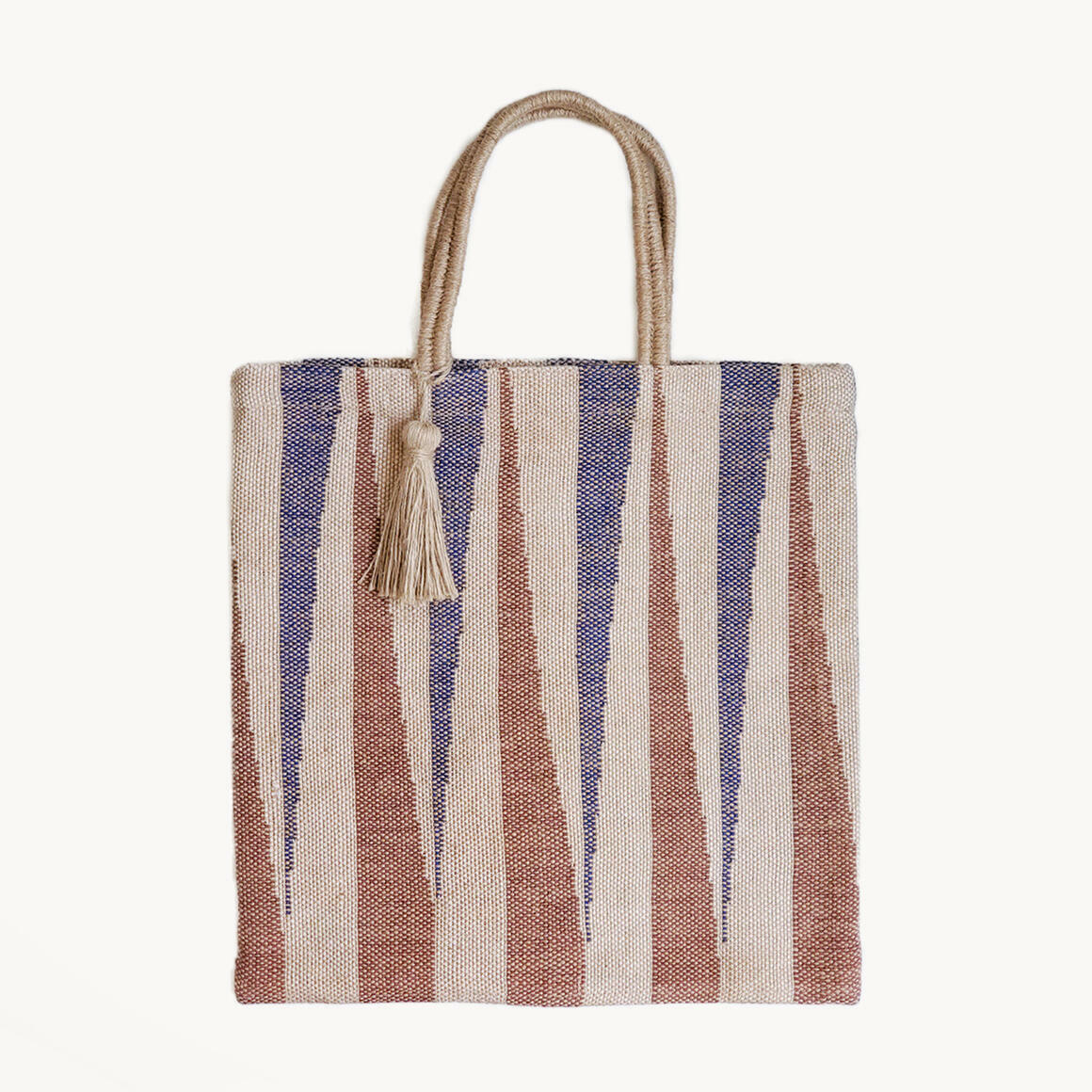 Maja Jute Tote Bag | Trada Marketplace