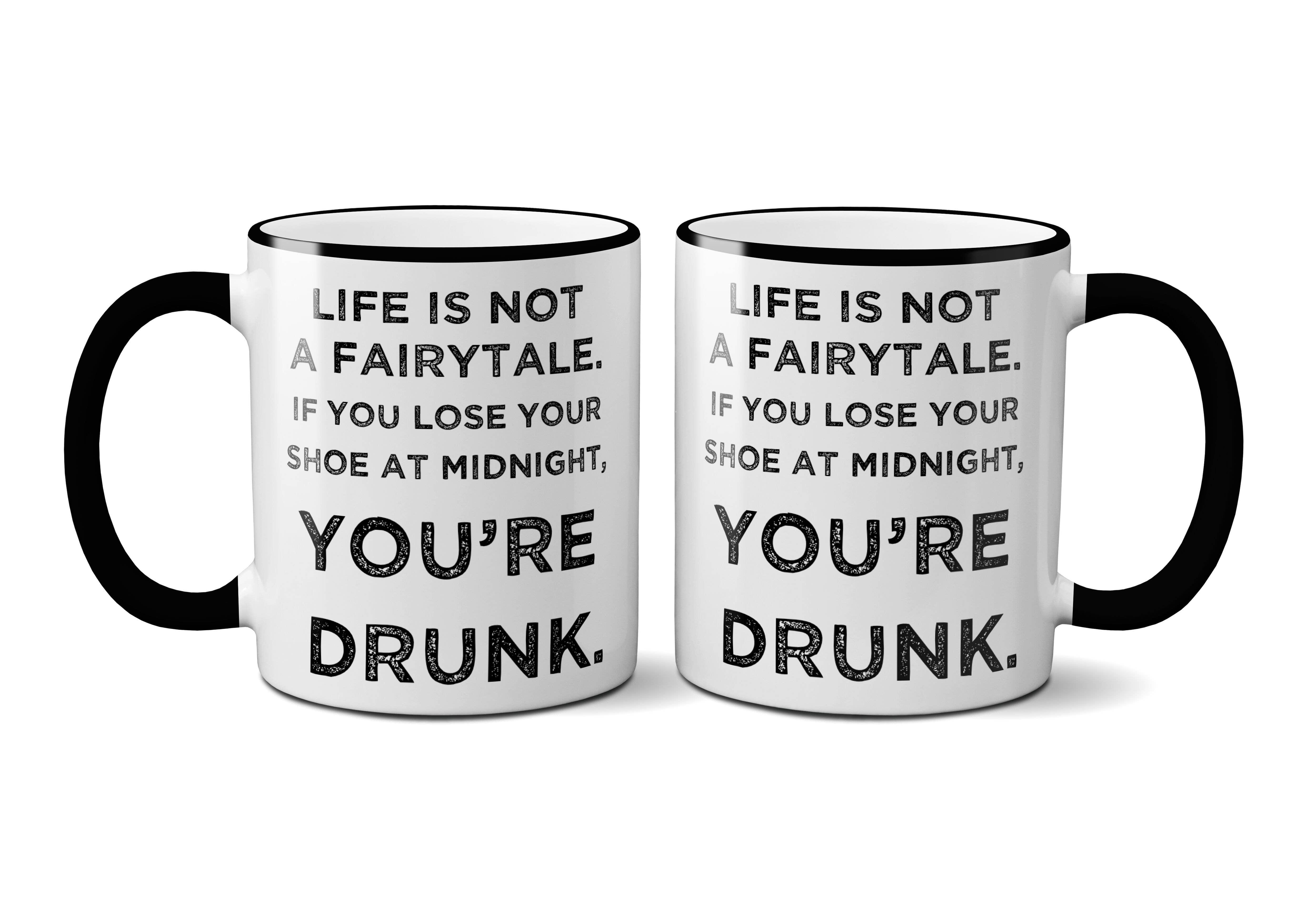 Life Is Not Mug with Gift Box | Trada Marketplace